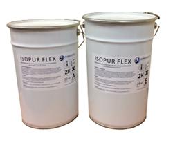Двухкомпонентная полиуретановая смола ISOPUR FLEX
