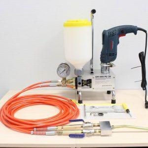 Фото двухкомпонентный инъекционный насос GM 600 PU 2K