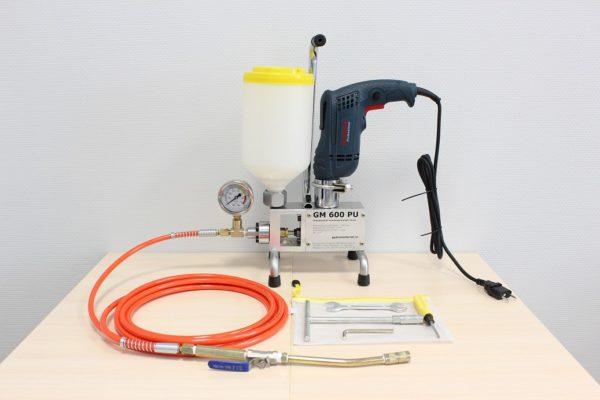 Фото инъекционный насос GM 600 PU