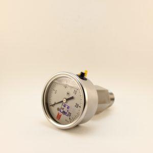 Фото манометр с мембранным разделителем